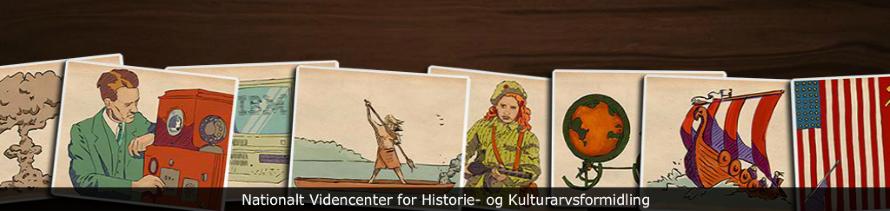Nyt læringsspil om kronologi og historiske sammenhænge