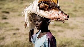 Børnenes U-landskalender 2021: Lær Kenyas Turkana-børn at kende