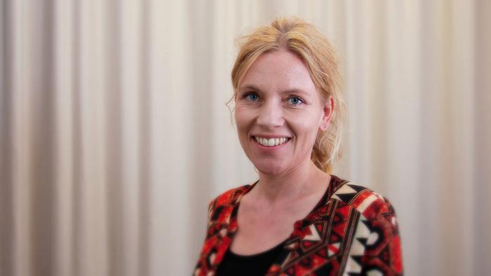 Lektor Anne-Mette Nortvig