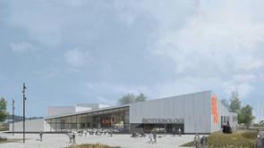 Nyt Campus i Kalundborg er nu sendt i udbud