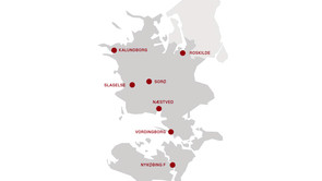 Syv uddannelsessteder