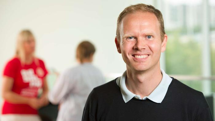 Direktør for Sundhed, Social og Engineering  Daniel Schwartz Bojsen