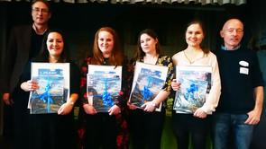 Absalon-studerende vinder Food Days Odsherred med lokalt isfirma