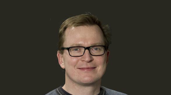 Docent Jesper Frederiksen