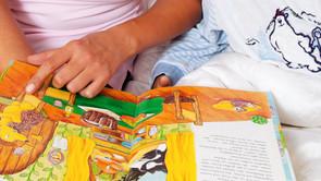 Læsning som løsning? Læseoplevelser for små børn