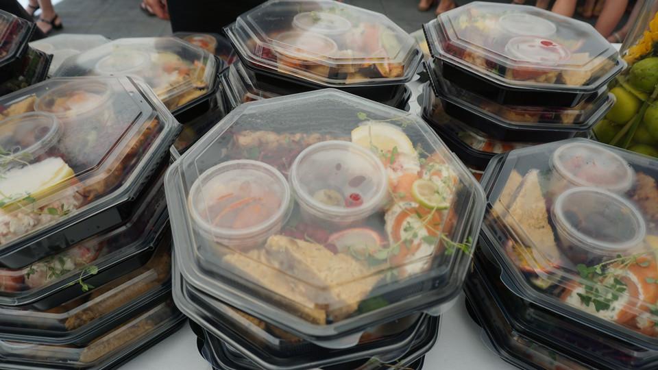 100 absalonstuderende assisterer fødevarebranchen på Lolland-Falster