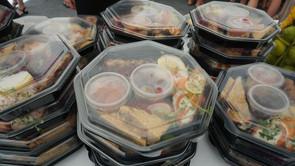 100 studerende præsenterer fødevareløsninger for industrien på Lolland-Falster