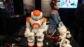 Robotkonference satte fokus på forholdet mellem menneske og teknologi