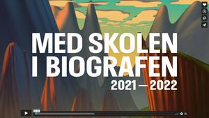 Video: Med Skolen I Biografen 2021-22